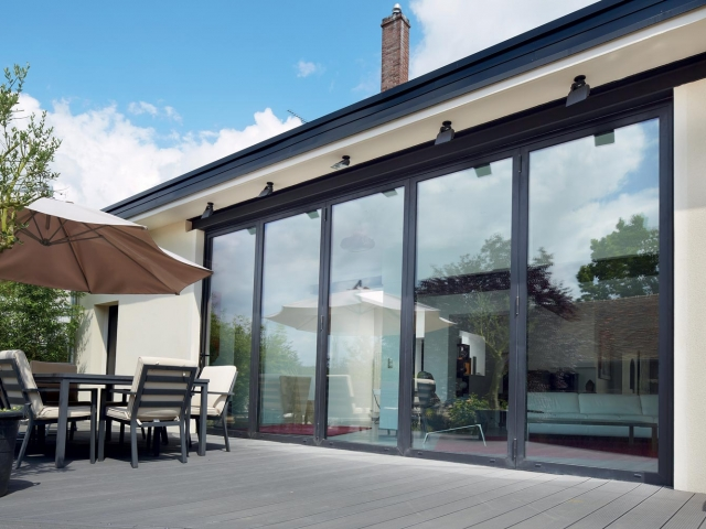 Reynaers CF68 doors installed by Southern Windows