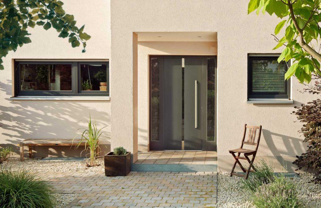 Penda Schuco entry door