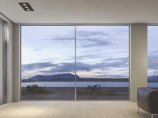 Supreme S650 sliding doors by Alumil