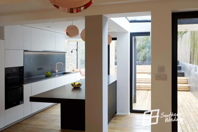 Tremlett Grove - bespoke glazing