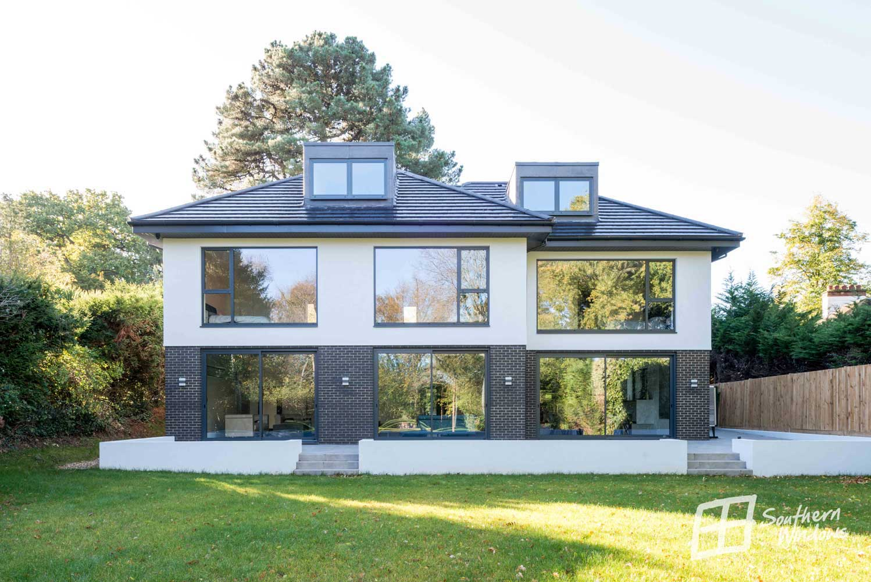 Bespoke glazing, Old Hall Drive, Pinner