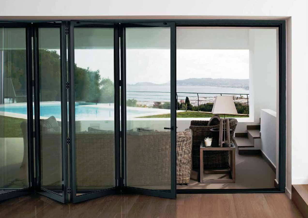 hot sale online bda4b 51ce7 CORTIZO Slim Aluminium Bifolding Doors | Southern Windows ...